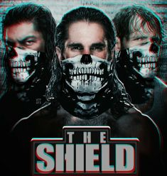 The Shield Roman Reigns Seth Rollins Dean Ambrose