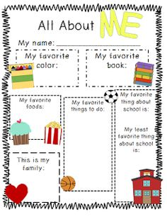... Class Rules, and a reading response to First Day Jitters! VERY CUTE