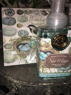 Celebrate the first day of spring with a new scent from Michele Designs. What is more spring than birds and eggs in a nest. Trapp Candles, Fresh Farmhouse, First Day Of Spring, Hostess Gifts, Shea Butter, Nest, Unique Gifts, Napkins, Fragrance