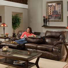 Tristin Dual Reclining Sofa