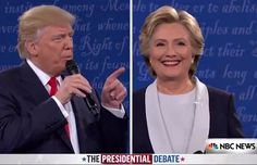 For those seeking deeper insight into Donald Trump and Hillary Clinton's views on immigration, Wednesday night's debate was a disappointment.