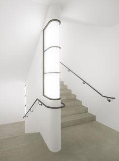 Treppenhaus Licht