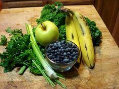 Kale-Licious Green Smoothie Recipe