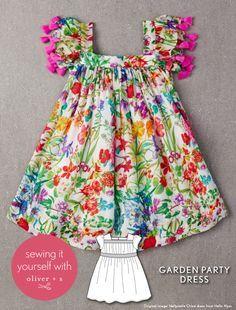 nellystella chloe dress – garden floral - view all - baby girl Little Dresses, Little Girl Dresses, Girls Dresses, Toddler Dress, Baby Dress, Infant Toddler, Toddler Girls, Chloe Dress, Girl Dress Patterns