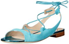 Alejandro Ingelmo Women's 4006 Gladiator Sandal * Check out this great product.
