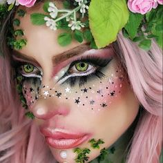 Enchanted by this beauty @dadollitaz #mehron #mehronmakeup #mehrongirl #mehronuk #makeupartist #enchantedforest #enchanted #mua #makeup #charactermakeup #creativemakeup #beauty