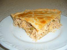 Aprenda a preparar a receita de Empadão de frango
