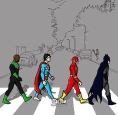 DC Abbey road.
