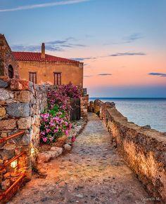 Monemvasia, #greece