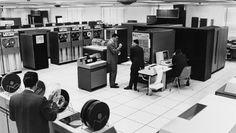 IBM Plex® is our new typeface. It's global, it's versatile, and it's distinctly IBM. Ibm, Home Appliances, Concept, Retro, House Appliances, Appliances, Retro Illustration