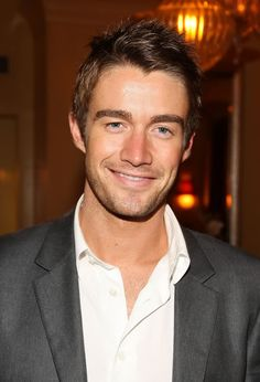 "Robert Buckley Photos: Private Screening Of ""Nothing But The Truth"" - After…"