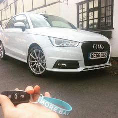 The Audi A1 #carleasing deal | One of the many cars and vans available to lease from www.carlease.uk.com
