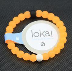 Hot Lokai Bracelet in Yellow, Green, Purple, Black, Orange, Camo, Pink, Clear, Blue Silicone Bead Bracelet