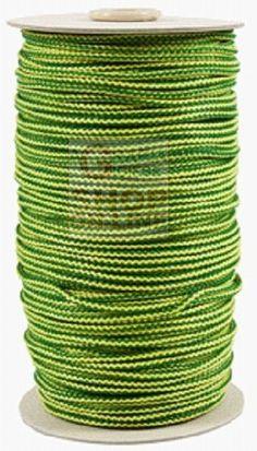 CORDONCINO IN POLIPROPILENE MM. 3 GIALLO VERDE ADATTABILE COME ATTREZZATURA PER LA PESCA http://www.decariashop.it/attrezzature-pesca/4205-cordoncino-in-polipropilene-mm-3-giallo-verde-adattabile-come-attrezzatura-per-la-pesca.html