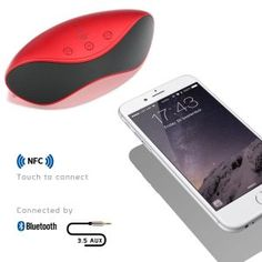 There are various kinds of portable speakers on the market. To buy one, you do not have to empty your bank account. Bluetooth Gadgets, Bluetooth Speakers, Wireless Outdoor Speakers, Portable Speakers, Best Deals Online, Good And Cheap, 50th, Bank Account, Electronics