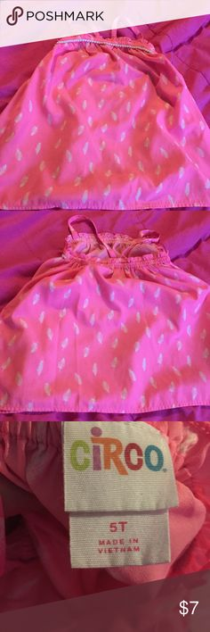 Pretty hot pink dress very fresh for the summer Pretty hot pink dress very fresh for the summer no need to iron. Size 5 Circo Dresses Casual