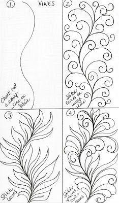 flower zentangle tangles - Google Search