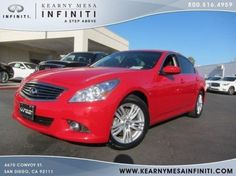 Car-For-Sale-In-San Diego | 2012 Infiniti G37 Journey | sandiegousedcarsforsale.com