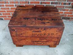 industrial coffee table | crate table, crate coffee tables and crates