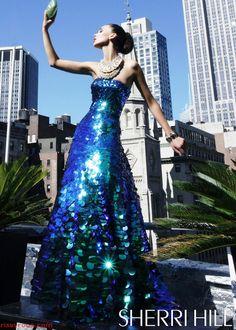 Sherri Hill Prom Dresses 2897