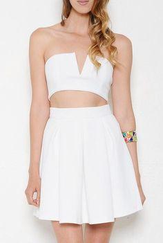 1753c20c9b White Beauty Set. White Eyelet SkirtWhite SkirtsFull Length SkirtsScalloped  SkirtMidi SkirtLace ...