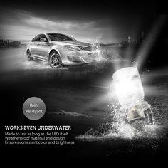 H4 LED Headlight Bulbs for cars trucks LASFIT