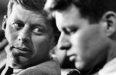 JFK and Robert Kennedy
