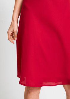 Rochie • roșu • bonprix magazin