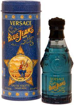 Perfume Blue Jeans de Versace para hombre 75ml | Perfumes y ...