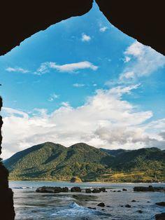 View from Bantay Abot Cave, Pagudpud, Ilocos Norte - Darlene Mae Dada Phillipines Travel, Philippines Travel Guide, Philippines Culture, Vacation Destinations, Vacation Trips, Dream Vacations, Ilocos Norte Philippines, Sailing Trips, Travel And Leisure