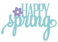 Happy Spring - Thumbnail