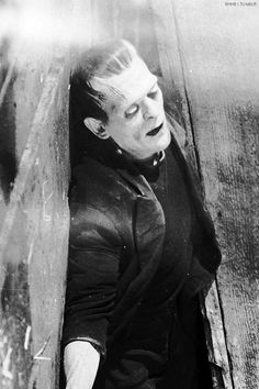 Frankenstein -- starring Boris Karloff (1931)
