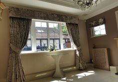 Made to measure curtains to grace your home Creative Curtains can make and… Swags And Tails, Curtain Accessories, Pelmets, Pencil Pleat, Made To Measure Curtains, Curtain Tie Backs, Roman Blinds, Lounges, Scarves