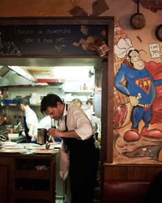 The New Standards: Nine of Our Favorite Restaurants in Paris