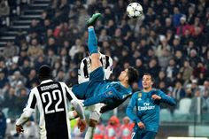 Cristiano Ronaldo Thanks Juventus Fans For Applauding His Bicycle Kick Goal