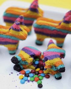 Pinata Cookies