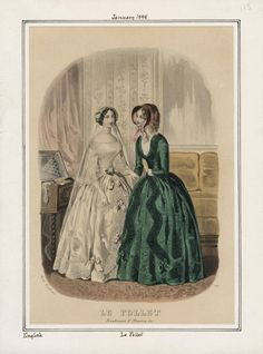 Le Follet January 1848 LAPL
