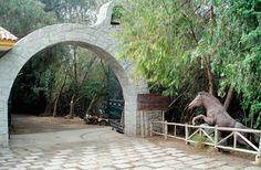 Sauce Alto Resort | Instalaciones | Entrada de visitantes a la zona camping.