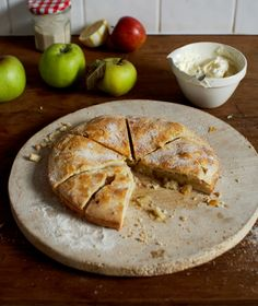St Patrick's Day recipe: Irish apple cake  Apple cakes like this one are the traditional sweet in Ireland
