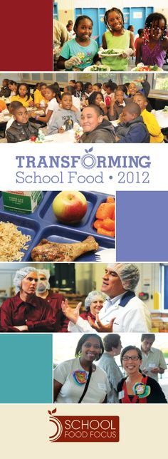 Client: School Food FOCUS  •  Retractable Banner (for annual conference)