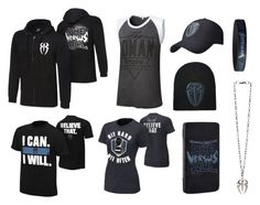 """Roman Reigns Merchandise Part 2"" by queen-brie-bella ❤ liked on Polyvore"
