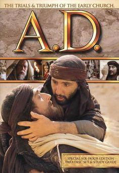 A.D. : The Trials & Triumph of the Early Church - Christian Movie/Film on DVD. http://www.christianfilmdatabase.com/review/a-d-the-trials-triumph-of-the-early-church/