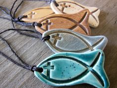 Christian Fish Symbol Essential Oil by ThisOnesMineDesigns on Etsy