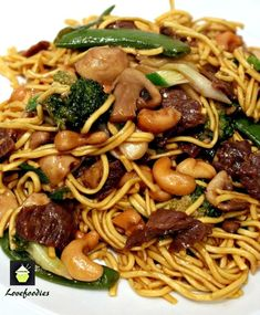 Beef and Vegetable Lo Mein | 20 EASY CHINESE RECIPES TO HELP YOU CELEBRATE CHINESE NEW YEAR