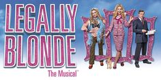 Omigod, omigod you guys! Legally Blonde The Musical is coming to the Theatre Royal Nottingham in May 2018. We feel so much better than before!