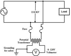 ON / OFF Three-Phase Motor Connection Power & Control
