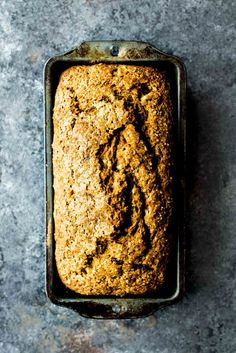 Spiced Apple & Maple Walnut Bread - Dishing Up the Dirt