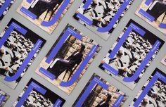 Barcelona Jewish Fil Festival Identity by Familia - Design Poster, Graphic Design Layouts, Book Design, Graphic Art, Jewish Film Festival, Festival Cinema, Barcelona, Identity Design, Brand Identity
