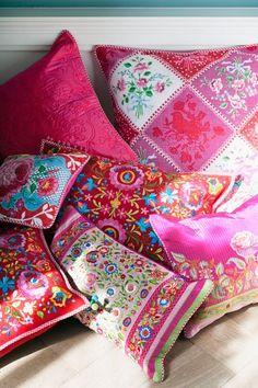 Väreillä Iloa olohuoneeseen