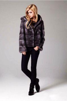 LILLY E VIOLETTA #fashion #fur #mink #jacket #luxury #lillyevioletta @lillyevioletta1